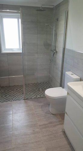 Bathroom tiling Newcastle Emlyn