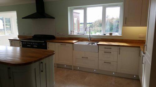 Geraint Jones Carpentry Kitchen