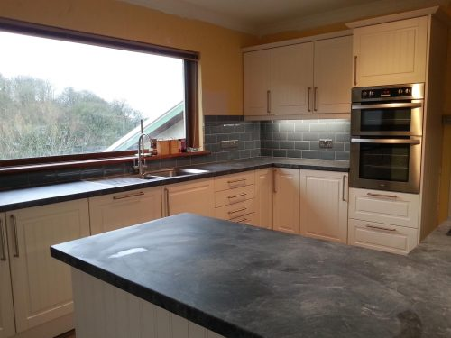 Kitchen fitter west wales