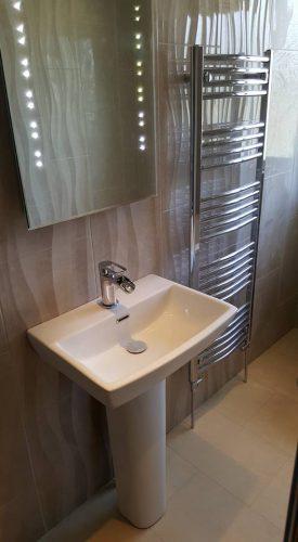 bathroom design West Wales